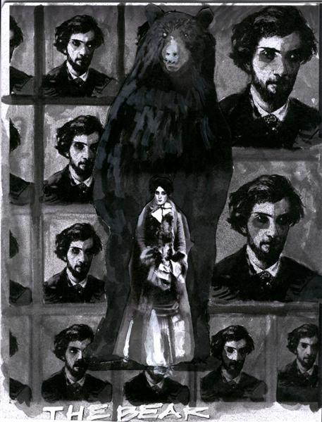 an essay on the bear by anton chekhov An essay or paper on the drama bear written by anton chekhov ¡§the bear¡ is a drama written by anton chekhov it can be regarded as a comedy since.